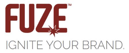 theFUZE logo